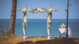 Laulības ceremonijas vieta